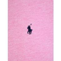 Polo Ralph Lauren Kids Pink Slim-Fit Mesh Polo Shirt