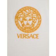 Versace White Junior Polo Shirt