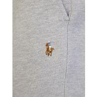 Polo Ralph Lauren Kids Grey Cotton Mesh Jogger Sweatpants