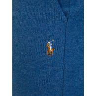 Polo Ralph Lauren Kids Blue Cotton Mesh Jogger Sweatpants