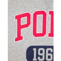 Polo Ralph Lauren Kids Grey Logo Fleece Sweatshirt