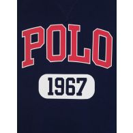Polo Ralph Lauren Kids Navy POLO 1967  Fleece Sweatshirt
