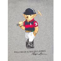 Polo Ralph Lauren Kids Bear Graphic Hoodie