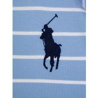 Polo Ralph Lauren Kids Light Blue Stripe T-Shirt
