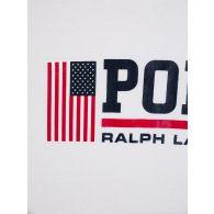 Polo Ralph Lauren Junior White Polo Sport T-Shirt