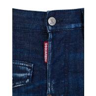 Dsquared2 Dark Blue Skater Jeans