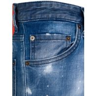 Dsquared2 Dark Blue Cool Guy Jeans