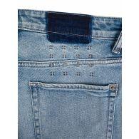 Ksubi Blue Van Winkle Skinny-Fit Punk Scribe Jeans
