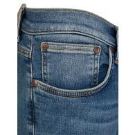 Nudie Jeans Co. Steel Navy Tight Terry Jeans