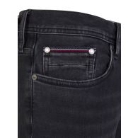 Tommy Hilfiger Black Extra Slim-Fit Layton Jeans