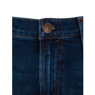 True Religion Blue Relaxed Skinny Fit Jeans