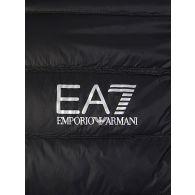 Emporio Armani EA7 Black Packable Gilet