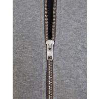 KENZO Grey Tiger Crest Zip-Through