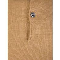 John Smedley Brown Cpayton Polo Shirt