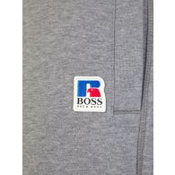 BOSS x Russell Athletic Grey Jafa Sweatpants