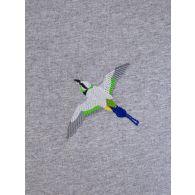 Axel Arigato Grey Tori Bird T-Shirt