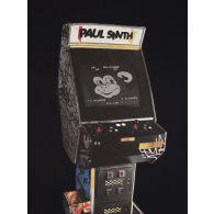 PS Paul Smith Black 'Arcade' Print T-Shirt