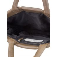 Stand Studio Brown Leather Assante Tote Bag