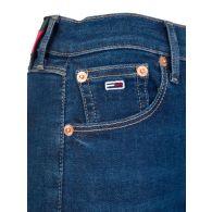 Tommy Hilfiger Blue Sylvia Ultra High-Rise Super Skinny Jeans