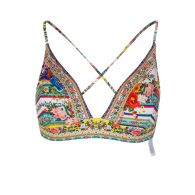 Camilla Party In The Palace Lace-Back Triangle Bra