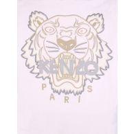 KENZO Pink Tiger Logo Sweatshirt