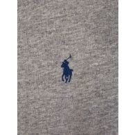 Polo Ralph Lauren Grey Fleece Pullover