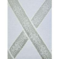 Philosophy Di Lorenzo Serafini White Lace Frill Oxford Top