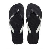 Havaianas Black/White Top Mix Flip Flops