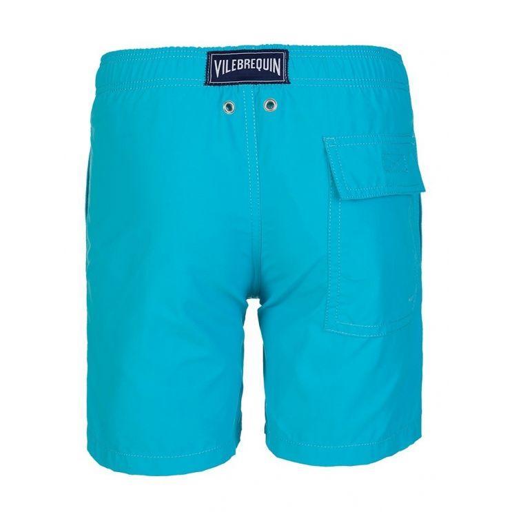 Vilebrequin Junior Blue Water Active Dolphin Day Swim Shorts