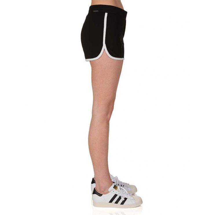 Moncler Black Track Shorts