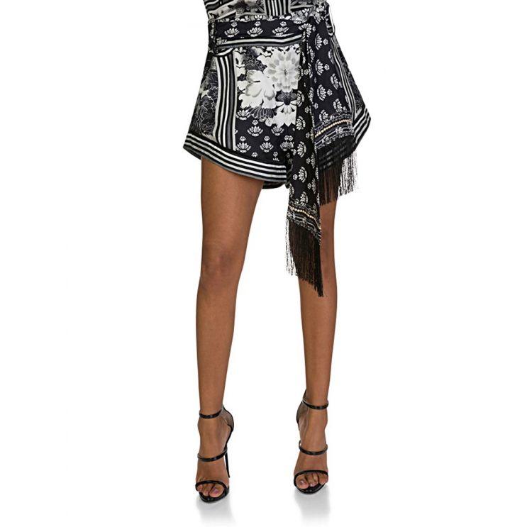 Camilla Black Wild Moonchild High Cut Shorts