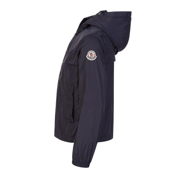 Moncler Enfant Navy Gradignan Jacket