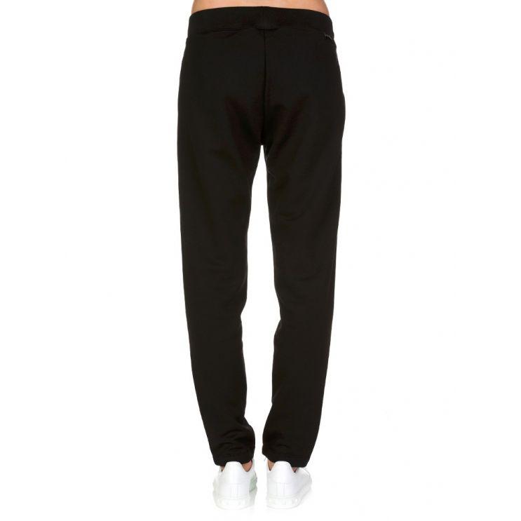Moncler Black Track Sweatpants