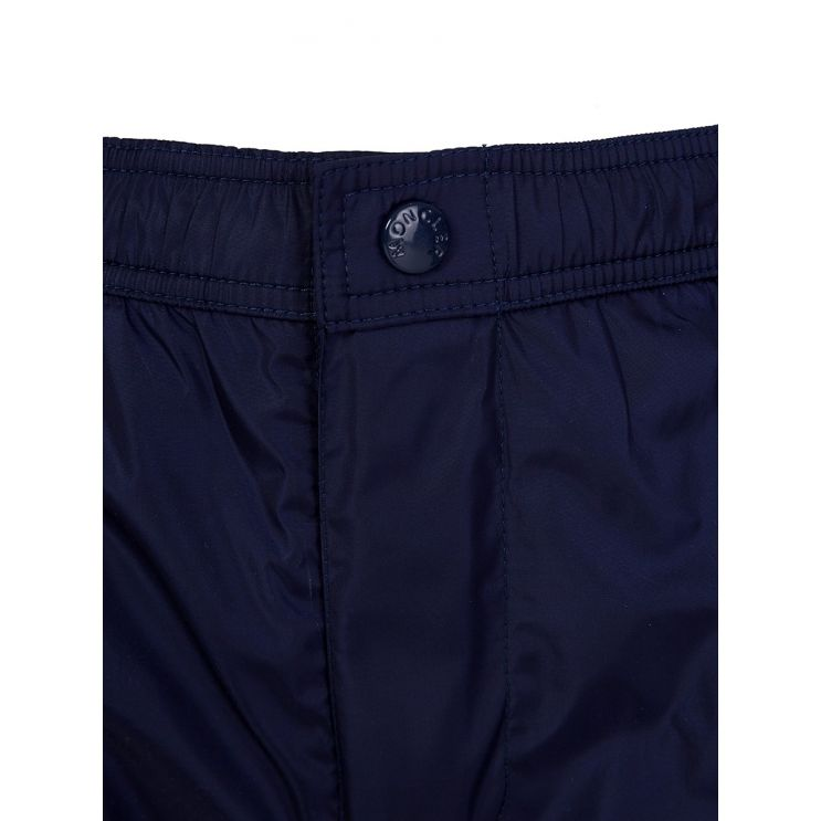 Moncler Enfant Navy Swim Shorts