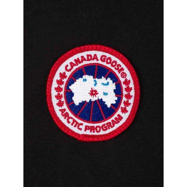 Canada Goose Kids Black Logan Jacket