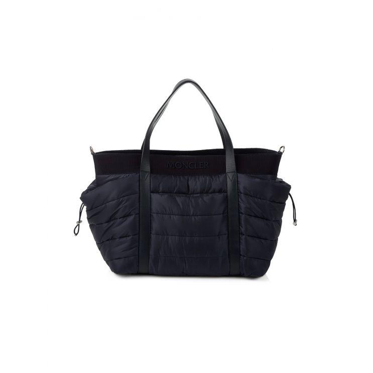 Moncler Enfant Navy Mommy Bag