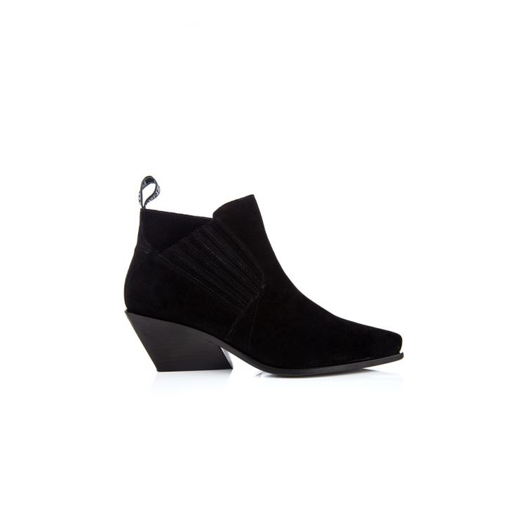KENZO Black Rider Ankle Boots