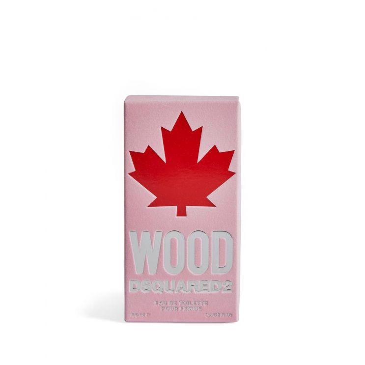 Dsquared2 Pink Wood Pour Femme Eau De Toilette 100ml