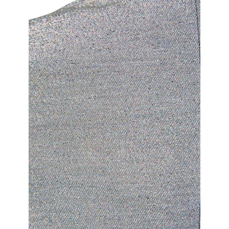 Bec + Bridge Silver Sparkle Blazer Dress