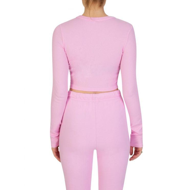 Cotton Citizen Pink Verona Top