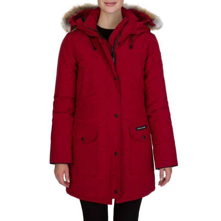 Canada Goose Redwood Trillium Parka Coat