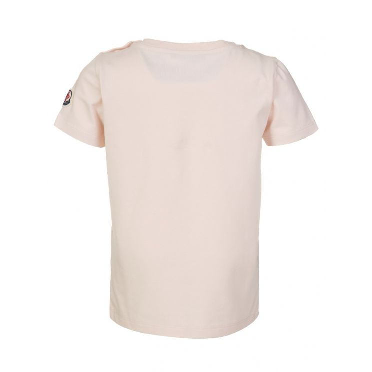 Moncler Enfant Pink Duck T-Shirt