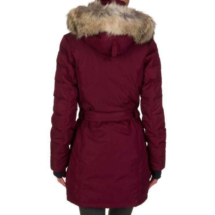 Canada Goose Bordeaux Hazelton Coat