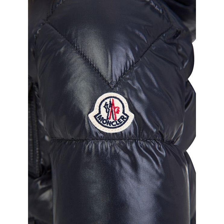 Moncler Enfant Navy K2 Jacket