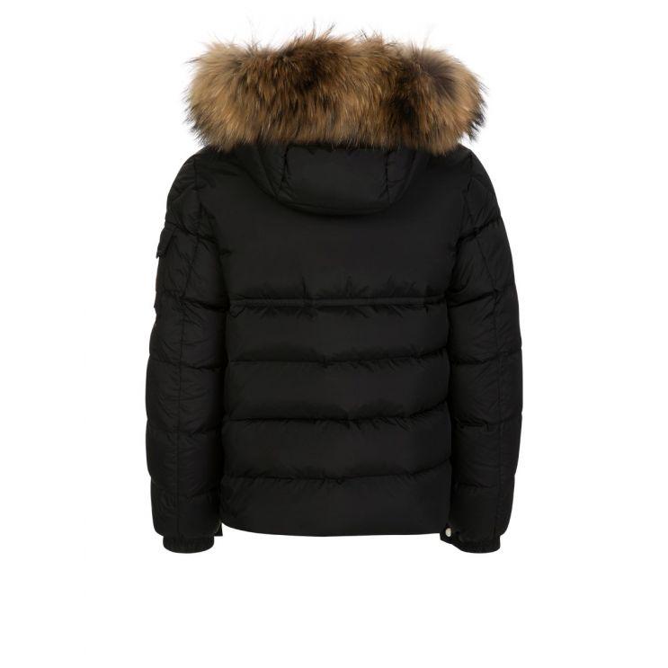 Moncler Enfant Black New Byron Jacket