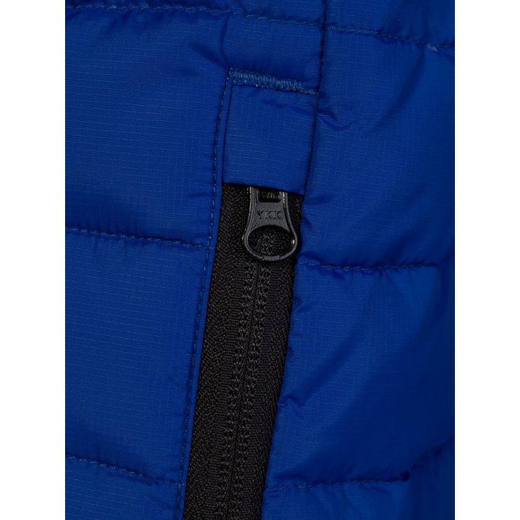 Canada Goose Kids Blue Sherwood Hooded Jacket