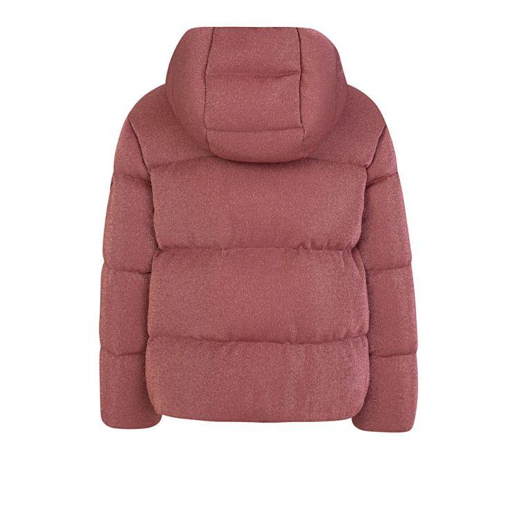Moncler Enfant Pink Taurua Puffer Jacket