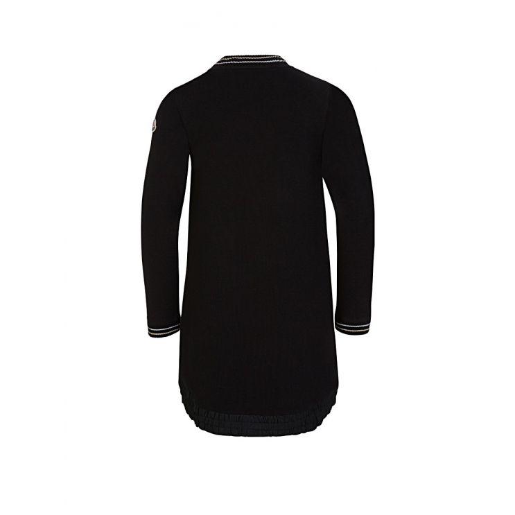 Moncler Enfant Black Jumper Dress