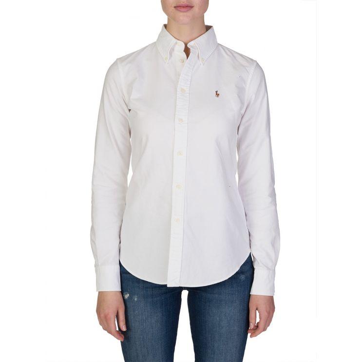 Polo Ralph Lauren White Harper Shirt