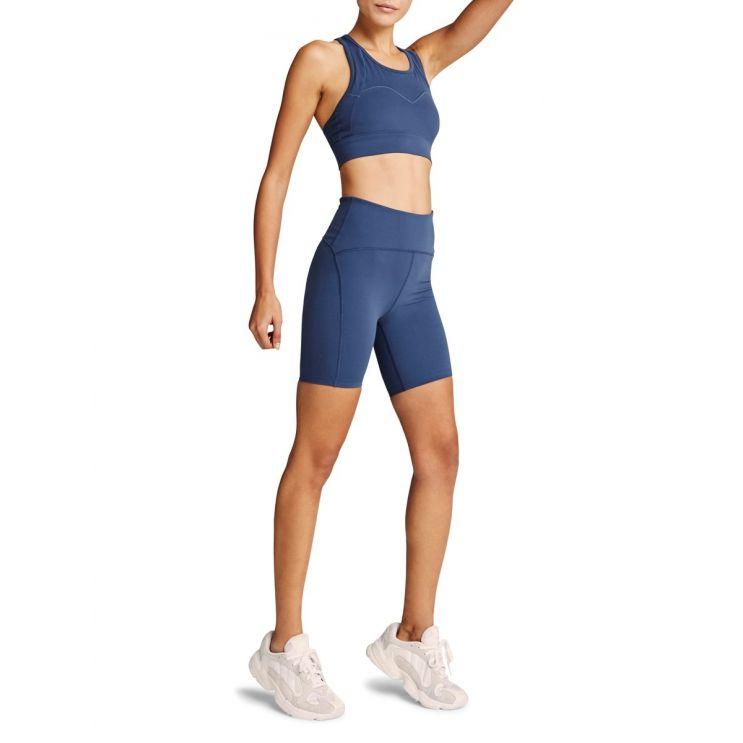 Varley Navy Northfield Sports Shorts